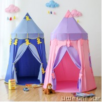 Princess or Dinasour Teepee (1.65 meter in height)
