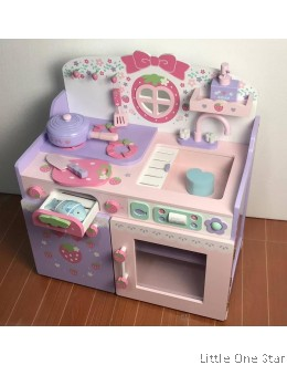 2019 NEW MG Purple Pink Kitchen Set