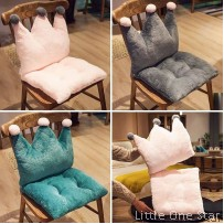 Crown design seat cushion (seperable)