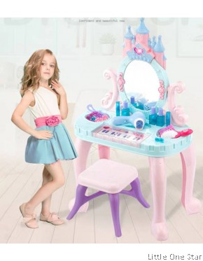 Dressing table with Piano ( 2 in 1)