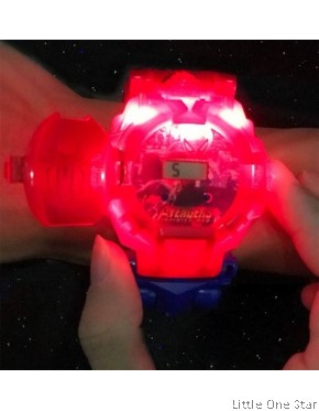 Watch + Toys 2 in 1