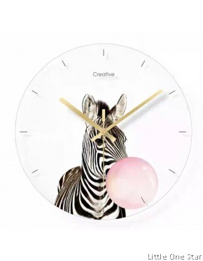 Wall Clock : More than 15 designs (12 inch diameter)