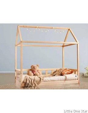 Nordic House bed frame Advance (140L  x 80 W x 146 H)