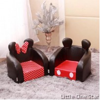 Sofa: Mickey and Minnie (PU material)