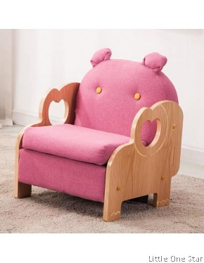 Kids Sofa with animals handle (Single Seat)