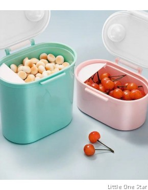 Multipurpose air tight container (1 Big 1 Small)