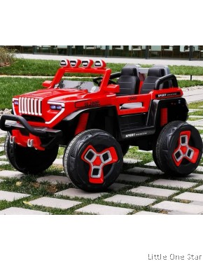Toy Cars: Monster Truck (Can fit up to 12 years old kid)