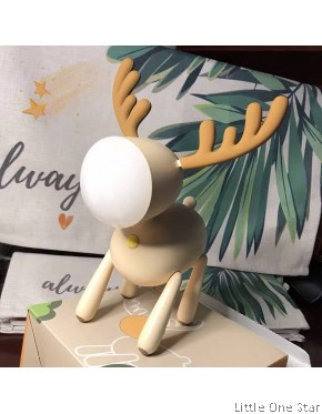 Night Light/Lamp: Reindeer