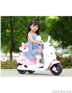 Motorbike: Hello Kitty with Flower light