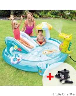 Inflatable Pool: Crocodile Best Seller
