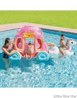 Inflatable: Princess Carriage