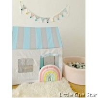Teepe/Tent/Playhouse: Pastel Blue
