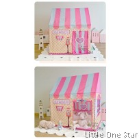 Teepe/Tent/Playhouse: Candy Theme