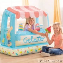 Inflatable Toy: Ice Cream Shop