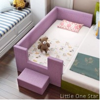 Bedding Furniture: 3 Panel Attached Plain Design ( Single Size)