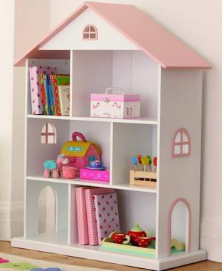 Doll House Book Shelf
